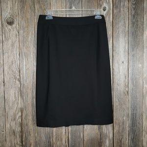 Express Black Pencil Straight Skirt Size 2